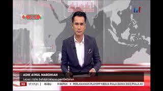 N5 – ADIK AINUL MARDHIAH – LEPASI RISIKO BAHAYA SELEPAS PEMBEDAHAN [12 JUN 2019]