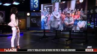 Dana Loesch Reacts 2 Zimmerman Verdict & TX Abortion Law - TheBlazeTV - Glenn Beck Show - 2013.07.15