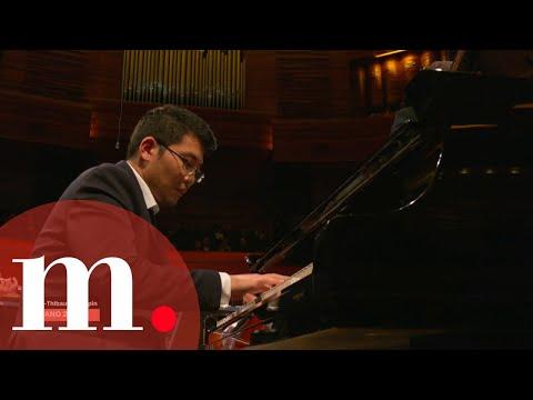 Kenji Miura at Long-Thibaud-Crespin 2019 - Chopin: Concerto No. 2 - 1st Grand Prix