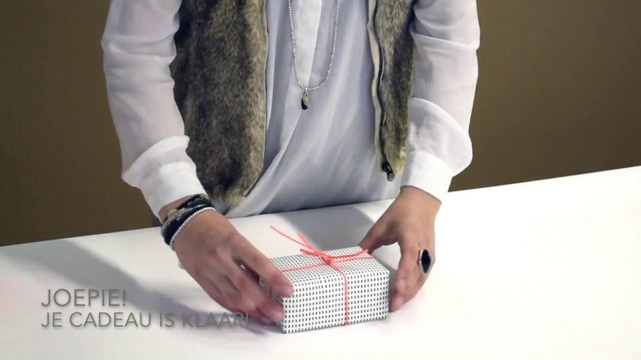Cadeau Inpakken Het Perfecte Geschenk Maken Instructies