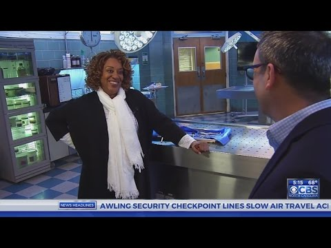 NCIS: New Orleans actress talks about decades-long career