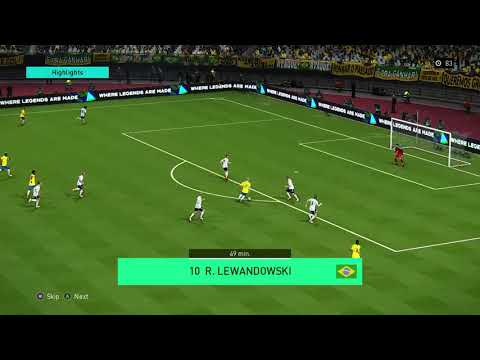 PES18 (PC) myclub online challenge game highlights SPECIAL MATCH