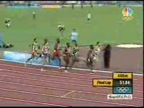2004 Olympic 800m Final
