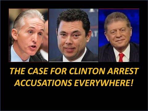 Prisoner Clintons! President Trump!!  (Part 2 of 2)