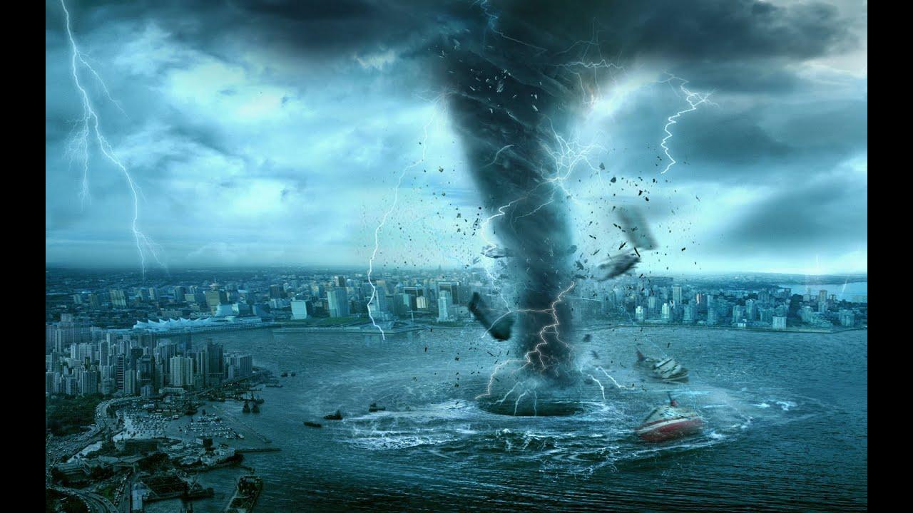 自然の驚異 超巨大竜巻が出来る...