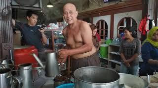 Super Ramai Pelanggan Warkop Kopi Asiang 1958 Local Food Pontianak