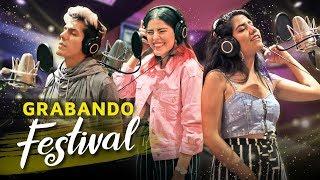 GRABANDO FESTIVAL EN MARRUECOS DETRÁS DE LA MAGIA | POLINESIOS VLOGS