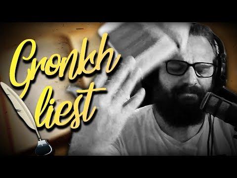 DER ELEGANTE VERFÜHRER! 📖🤣 Gronkh liest vor - 🎬  Livestream 09.11.18
