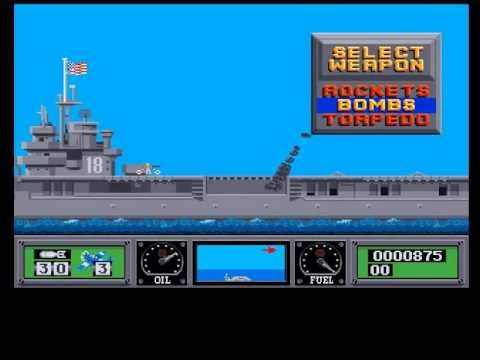 Wings Of Fury Amiga Youtube