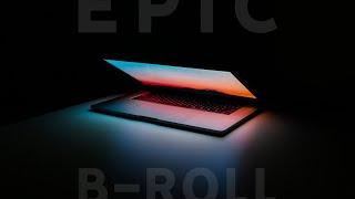 Epic Cinematic B Roll Of Laptop Ft. Lenovo   Shoot On Redmi Note 8 Pro   Mazhab Khatri