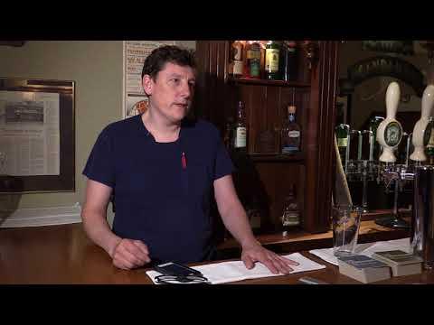 Replica of Irish pub featured at Regina art gallery