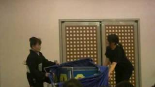 山口県湯田温泉のホテル「西の雅 常磐」で毎晩くり広げられる入魂の総合...