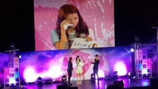 Video 130629 Park Shin Hye Kiss of Angel In Thailand - Thank you to Fans download MP3, 3GP, MP4, WEBM, AVI, FLV Juli 2018