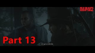 Red Dead Redemption 2 Chapter 6 Walkthrough Part 13