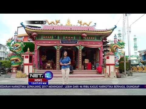 Jalan jalan Ke Singkawang Cultural Center Kalimantan Barat - NET 12