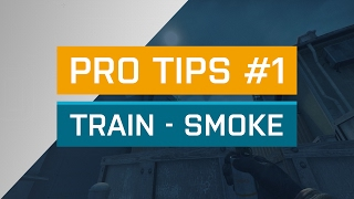 CSGO - ESL Pro Tips #1 : Smoke sur Train