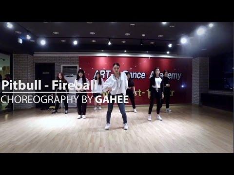 Pitbull - Fireball l GAHEE - Choreography l Artone