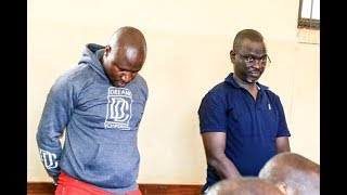DEVELOPING STORY: Court orders the lock up of two more suspects arrested in the Sharon Otieno case