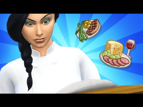 THE SIMS 4 || DINE OUT | PT. 9 — The NEW Chef ;)