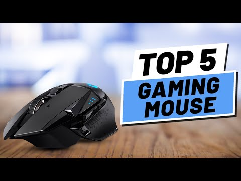 Top 5 BEST Gaming Mouse Of [2020]