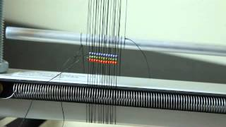 How to Weave Beads on a Mirrix Loom