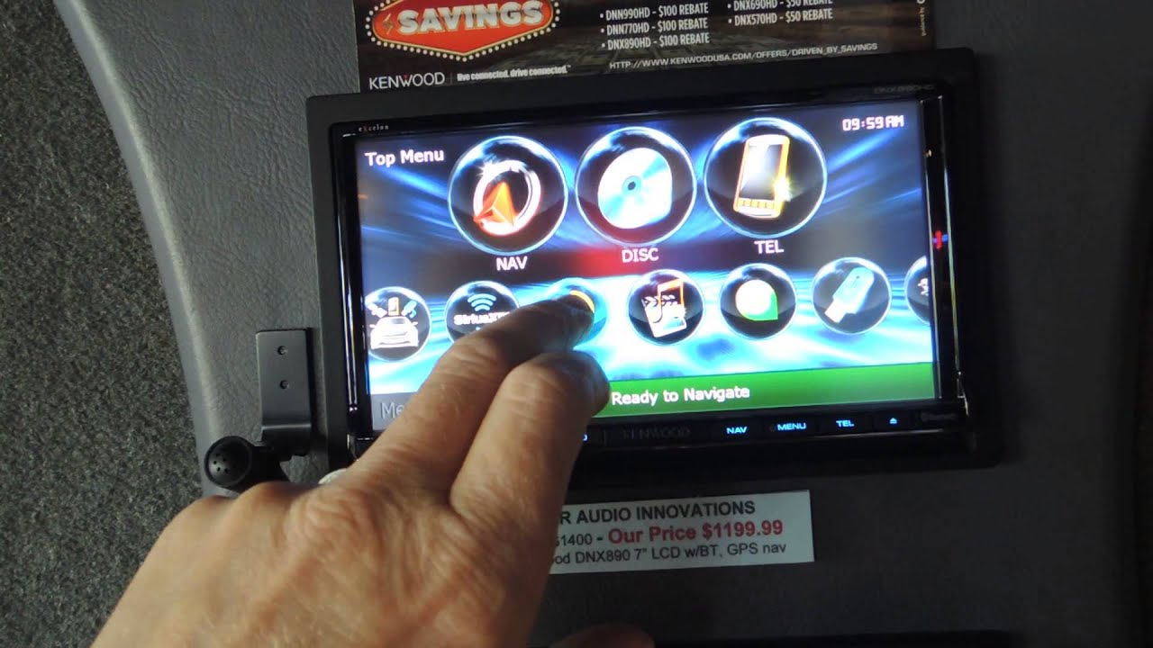 KENWOOD DNX4330 MULTIMEDIA RECEIVER DRIVER (2019)