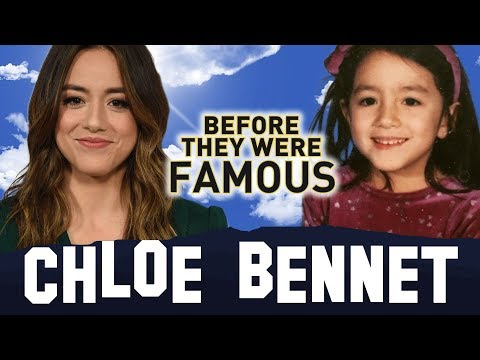 CHLOE BENNET | Before They Were Famous | Biography