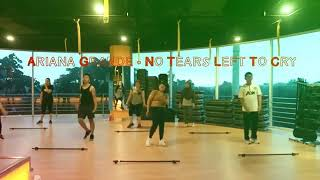 No Tears Left To Cry - Ariana Grande (Cover Dance)