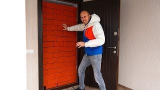 Кто Застроил Дверь???Как Попасть В Дом???