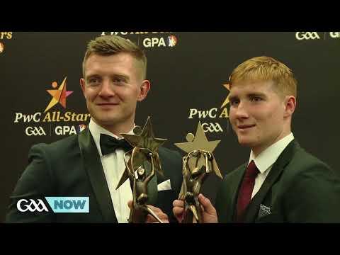 Conor Whelan named PwC GAA/GPA All-Stars Young Hurler of the Year 2017