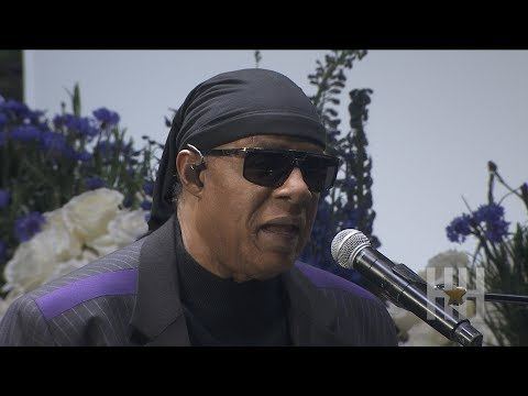 Stevie Wonder Calls For Stronger Gun Laws At Nipsey Hussle's Memorial Service Mp3