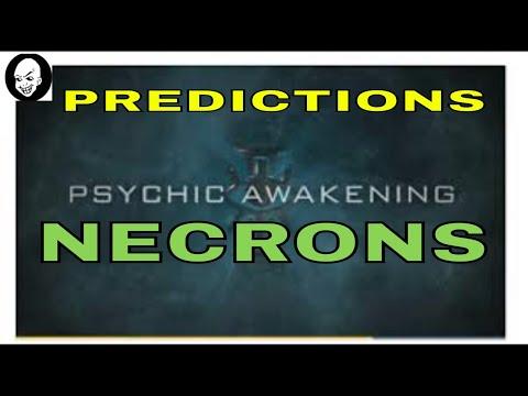Necrons Warhammer 40K Lore - Prognostication 1 Psychic Awakening : Necrons