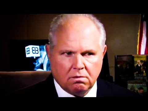 Rush Limbaugh: Roy Moore Was Totally A Democrat When He Did All The Creepy Stuff!