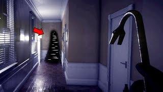 運悪く幽霊屋敷に入ってしまった強盗犯。ホラーゲーム