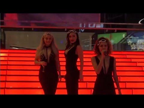 SEREBRO - Отпусти меня, поют в живую (live)