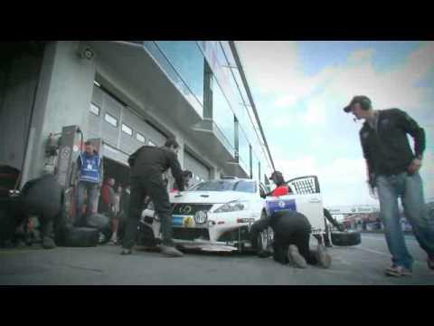 Gran Turismo TV: Racing at the 24h of Nurburgring (Part 3/3)