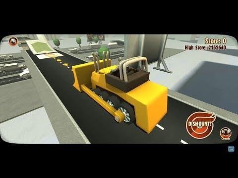Stickman Turbo Dismount | Run DMZ Heavy Metal | Walkthrough Part 3 (Android IOS Gameplay)