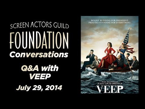 Conversations with Julia Louis-Dreyfus and Tony Hale of VEEP