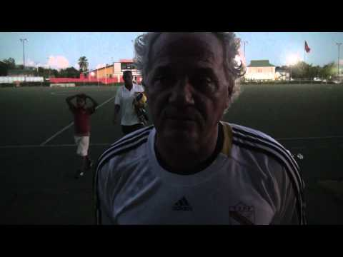 Vranes post game reaction following 2-1 win over Suriname in second leg