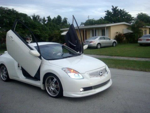 Altima Coupe 08 Youtube