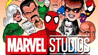 CASTING SPIDER-MAN VILLAINS IN THE MARVEL CINEMATIC UNIVERSE