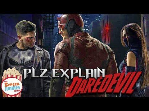 PLZ Explain Daredevil Season 2 Poster