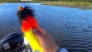 Осенняя Рыбалка Очень Необычная Приманка