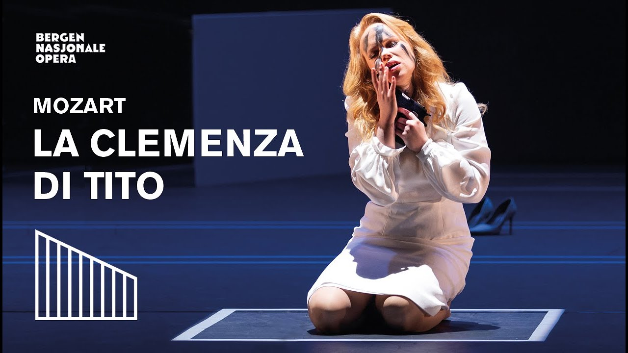 La clemenza di Tito from Bergen Nasjonale Opera available to view online