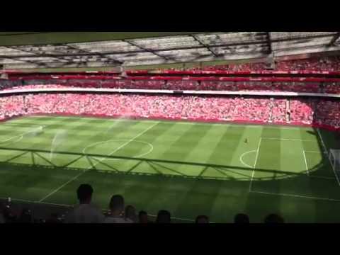 London calling at Emirates