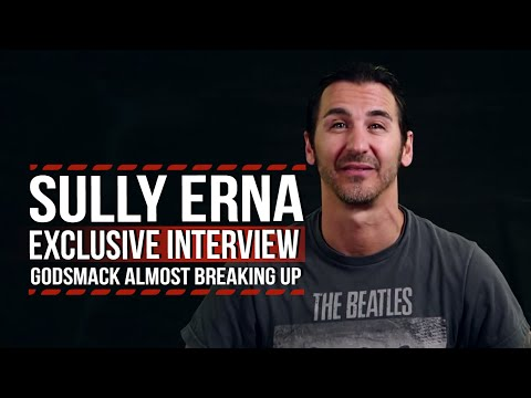 Sully Erna Talks Godsmacks Near Breakup + More