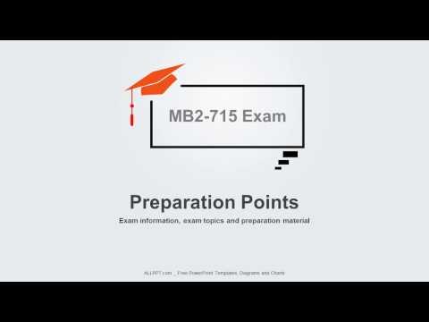 [Release] Microsoft MB2-715 Exam Test Questions Passtcert