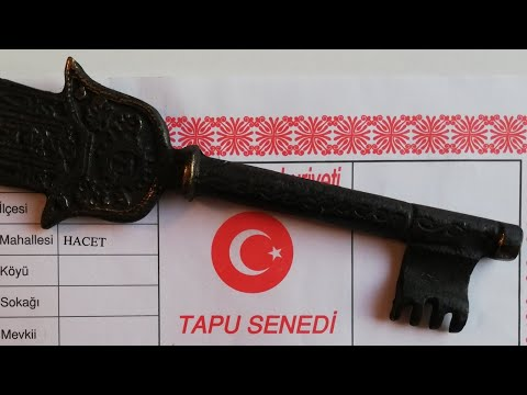 Как оформить документы на недвижимость в Турции // Купить квартиру в Алании с IVM Turkey
