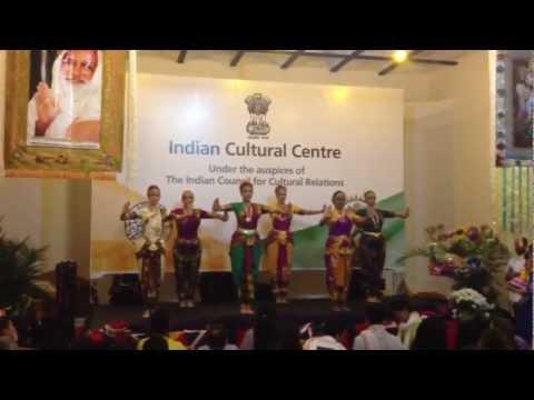 Natyalaya no ICC-Indian Cultural Centre