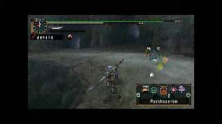 MHFU cat LVL1-04-14 The Beating of Royal Wings
